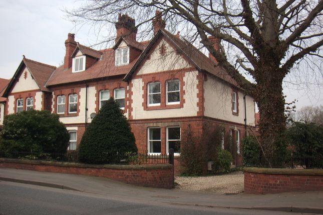 Thumbnail Semi-detached house to rent in Chester Road, Rossett, Wrexham