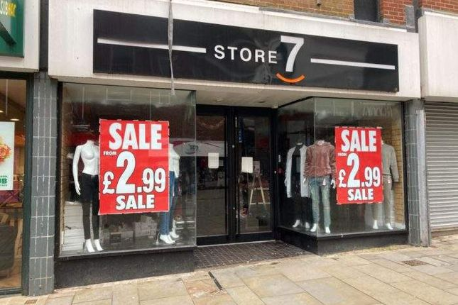 Thumbnail Retail premises to let in 21 St Peters Street, 21 St Peters Street, Derby