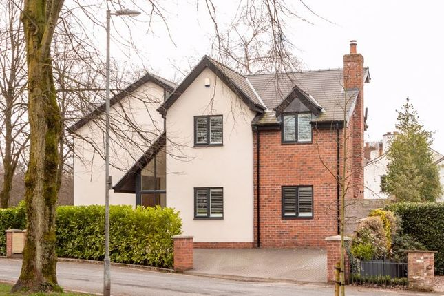 Thumbnail Detached house for sale in Briar Cottage, Roe Green, Manchester
