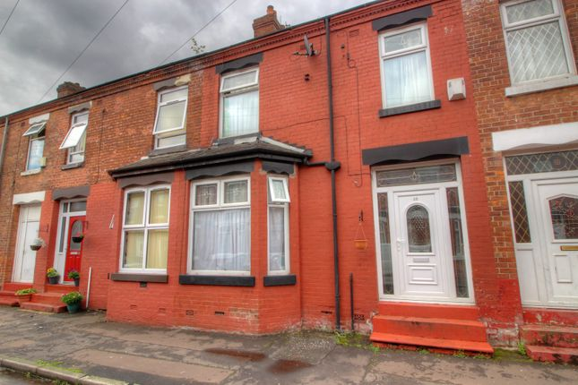 Thumbnail Terraced house for sale in Swayfield Avenue, Longsight, Manchester