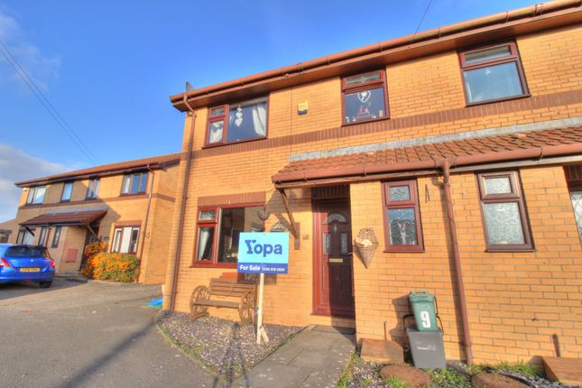 4 bed semi-detached house for sale in Llantwit Garden Close, St. Athan, Barry CF62