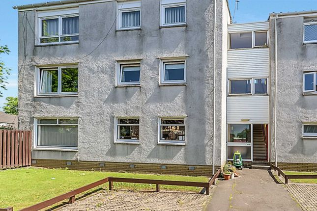 Thumbnail Flat for sale in Greenhill Crescent, Linwood