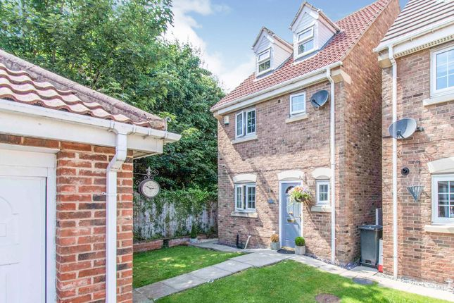 Thumbnail Detached house for sale in Greenfield Court, Balby, Doncaster