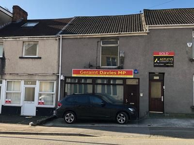 Thumbnail Office for sale in Cradock Street, Swansea