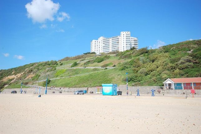 Thumbnail Flat for sale in Manor Road, East Cliff, Bournemouth