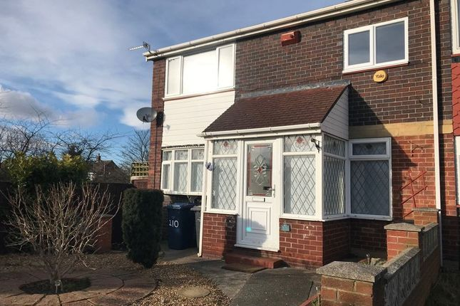 3 bed terraced house to rent in Gosforth Avenue, South Shields