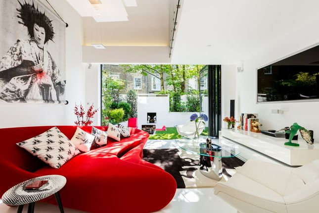 Thumbnail Town house to rent in Liverpool Road, London