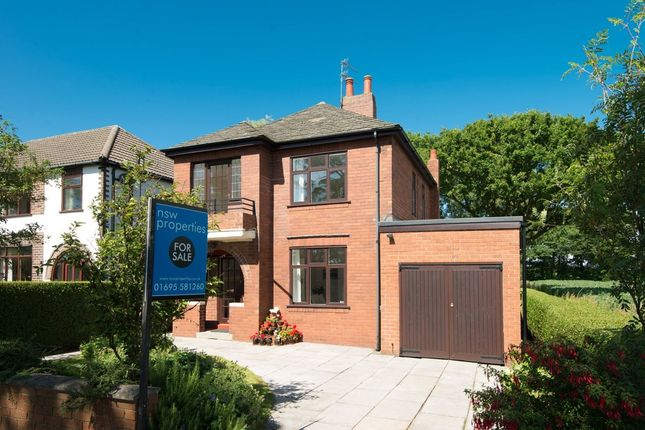 Thumbnail Detached house for sale in Long Lane, Aughton, Ormskirk