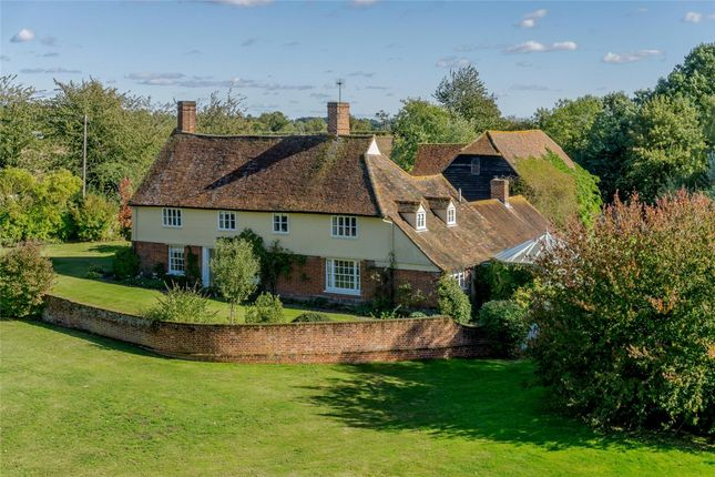 Thumbnail Detached house for sale in Thorington Street, Stoke By Nayland, Colchester, Suffolk