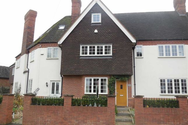 Thumbnail Town house for sale in Westhaven Court, Station Road, Market Bosworth, Nuneaton
