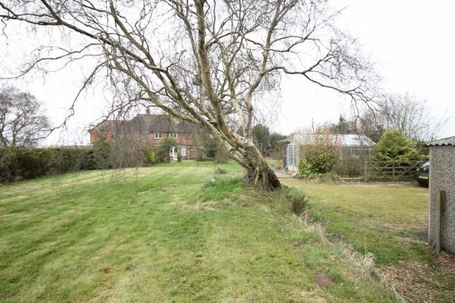 Thumbnail Terraced house for sale in Wistanswick, Market Drayton