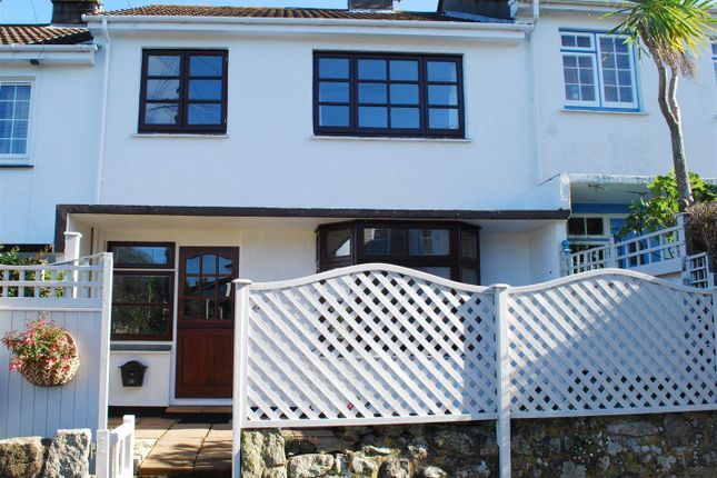 4 bed terraced house for sale in Sunny Terrace, Tredarvoe, Newlyn