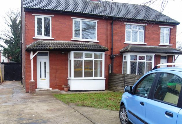 Thumbnail Semi-detached house for sale in Sprotbrough Road, Sprotbrough, Doncaster