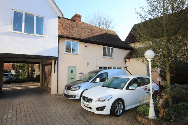 2 bed end terrace house to rent in Stortford Road, Dunmow CM6