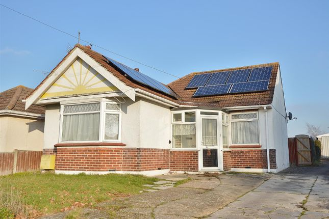 Thumbnail Detached bungalow for sale in Norman Road, Holland-On-Sea, Clacton-On-Sea