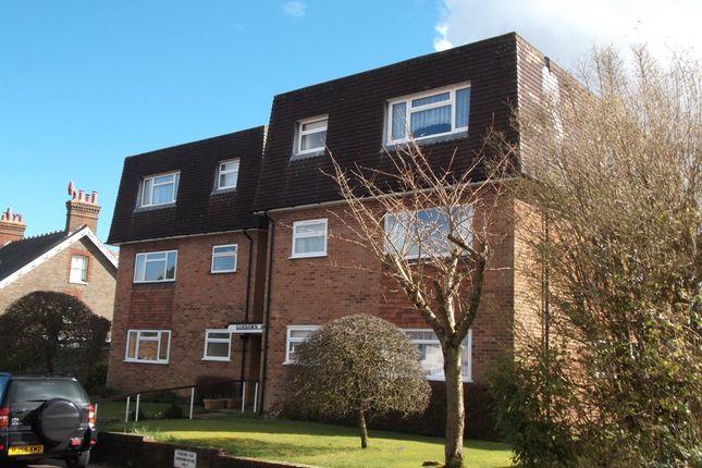 Thumbnail Flat to rent in Pilmer Road, Crowborough
