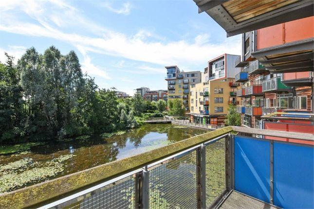 Thumbnail Flat to rent in Alamaro Lodge, Renaissance Walk, London