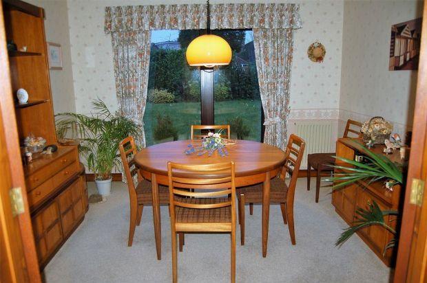 Dining Room of Park View, Moulton, Northampton NN3
