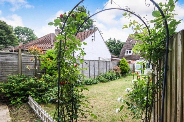 Thumbnail Terraced house for sale in New Waverley Road, Laindon, Basildon