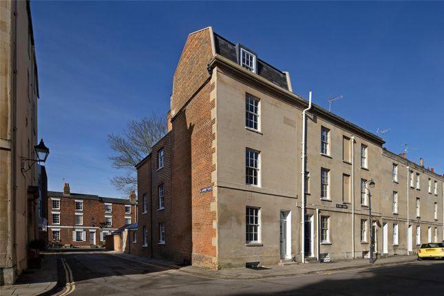 Thumbnail End terrace house for sale in St. John Street, Oxford
