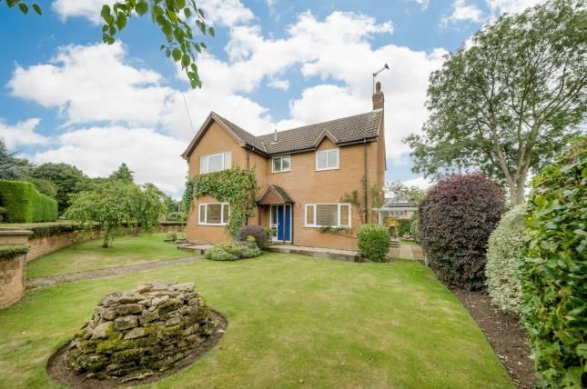Thumbnail Detached house for sale in Gold Street, Podington, Wellingborough, Bedfordshire