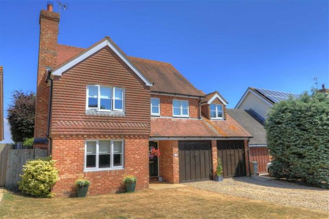 Thumbnail Detached house for sale in 7, St Michaels Close, Brinkworth