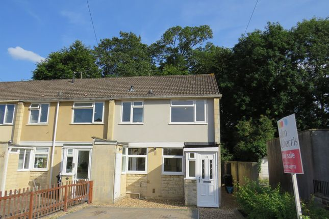 Thumbnail End terrace house for sale in Greenbank Gardens, Weston, Bath