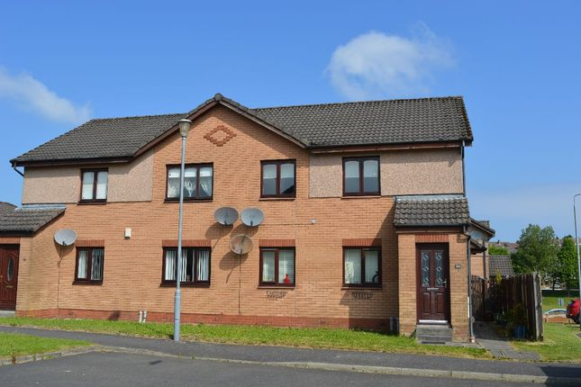 Thumbnail Flat for sale in Kilbowie Place, Petersburn, Airdrie