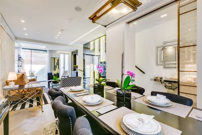 Thumbnail Town house to rent in Trevor Place, Knightsbridge, London