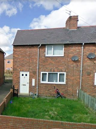 Thumbnail Semi-detached house to rent in Haig Road, Bedlington