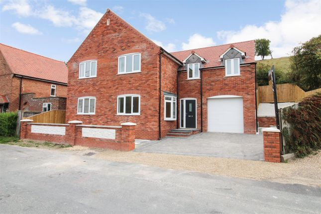 Thumbnail Detached house for sale in New Home, Back Street, Langtoft, Driffield