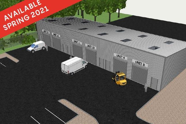 Thumbnail Industrial to let in New Build Industrial Units, Peasiehill Road, Elliot Industrial Estate, Arbroath