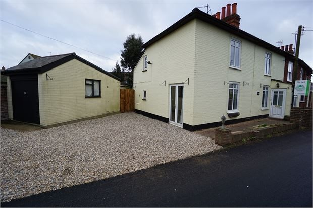Thumbnail Cottage to rent in Thorrington Road, Great Bentley, Colchester, Essex.
