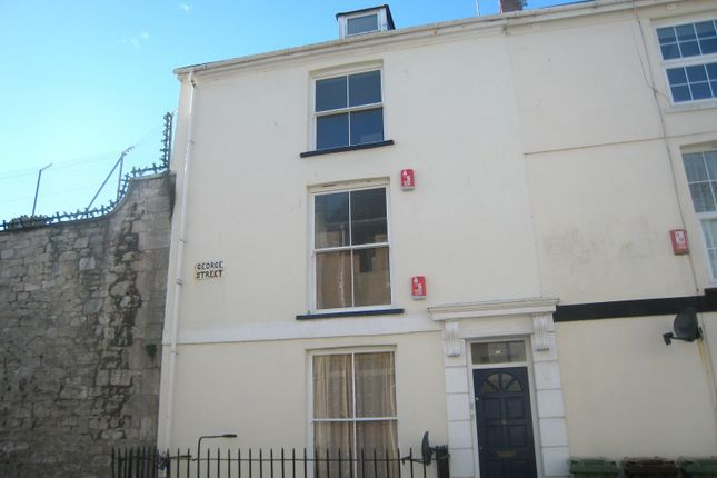 Thumbnail Maisonette to rent in George Street, Plymouth
