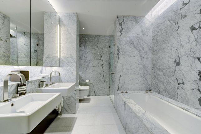 Master Bathroom of Holland Park Villas, 6 Campden Hill, London W8