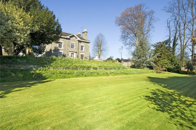 Thumbnail Detached house for sale in Welshpool