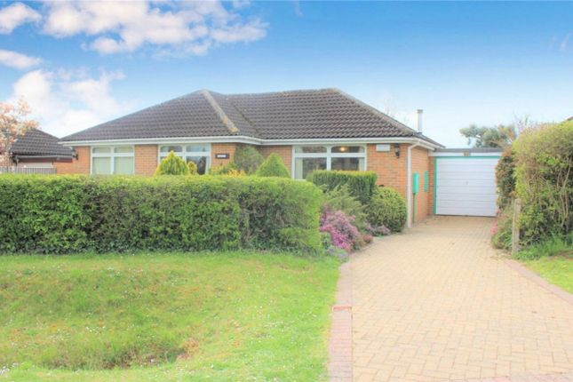 Thumbnail Detached bungalow for sale in Stoke Road, Taunton, Somerset