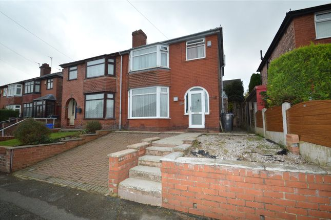 Thumbnail Semi-detached house to rent in Shelley Road, Prestwich, Manchester, Greater Manchester