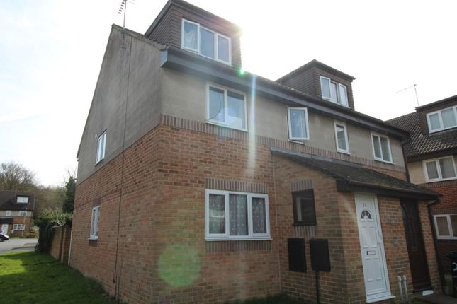 Thumbnail Semi-detached house to rent in Regency Place, Canterbury