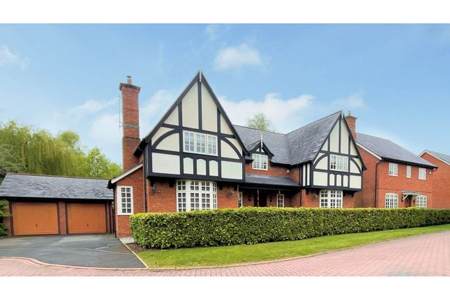 5 bed detached house for sale in Chiltern Close, Weston, Crewe CW2