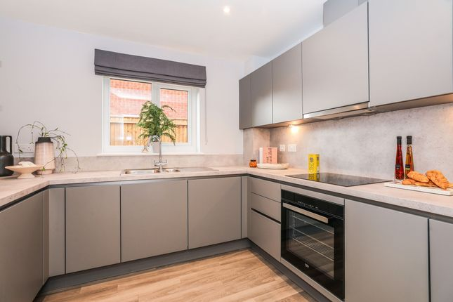 2 bedroom semi-detached house for sale in Birnam Mews, Oak Road, 7Bu, Tiddington, Warwickshire