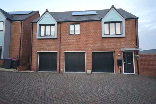Thumbnail Flat for sale in Tilleys Close, Lightmoor, Telford
