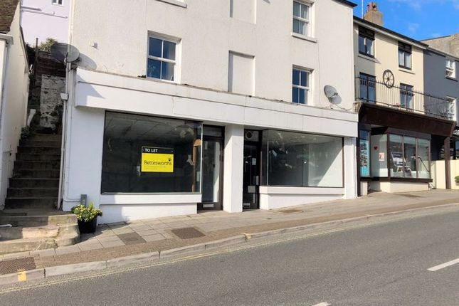 Thumbnail Retail premises to let in Broad Steps, Middle Street, Brixham