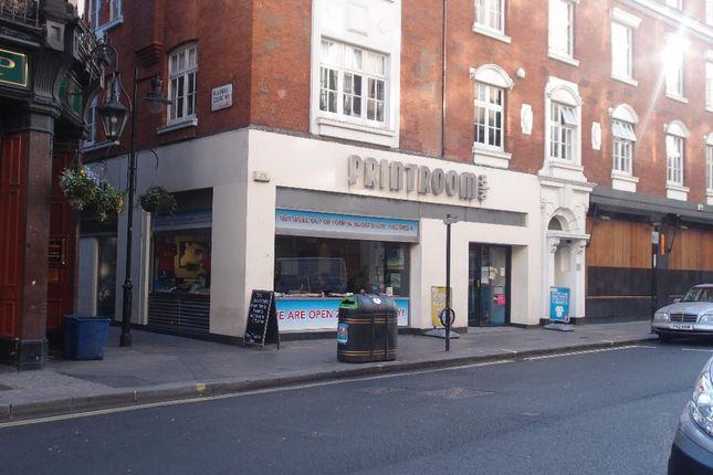 Thumbnail Retail premises to let in 112-114 Wardour Street, London