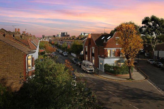 Balcony Views of Drayton Green, Ealing, London W13