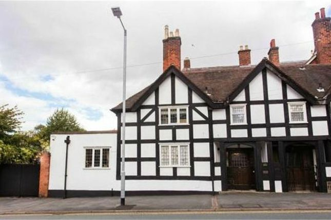 Thumbnail Semi-detached house for sale in Beacon Street, Lichfield, Staffordshire