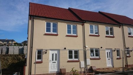 Thumbnail Semi-detached house for sale in Morton Way, Boxfield Road, Axminster