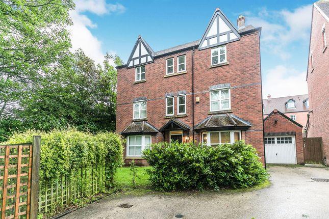 Thumbnail Detached house for sale in Parklands Avenue, Handsworth, Birmingham