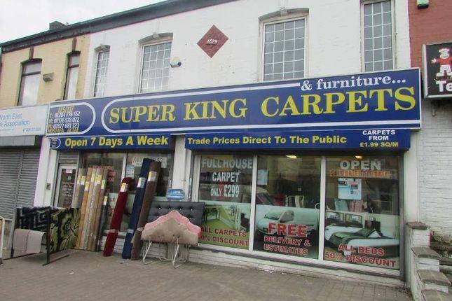 Retail premises for sale in 115-117 Tonge Moor Road, Bolton