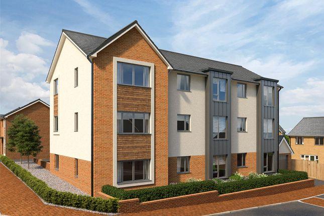 2 bed flat for sale in Apartments At Dol Werdd, Plasdwr, Llantrisant Road, Cardiff CF5